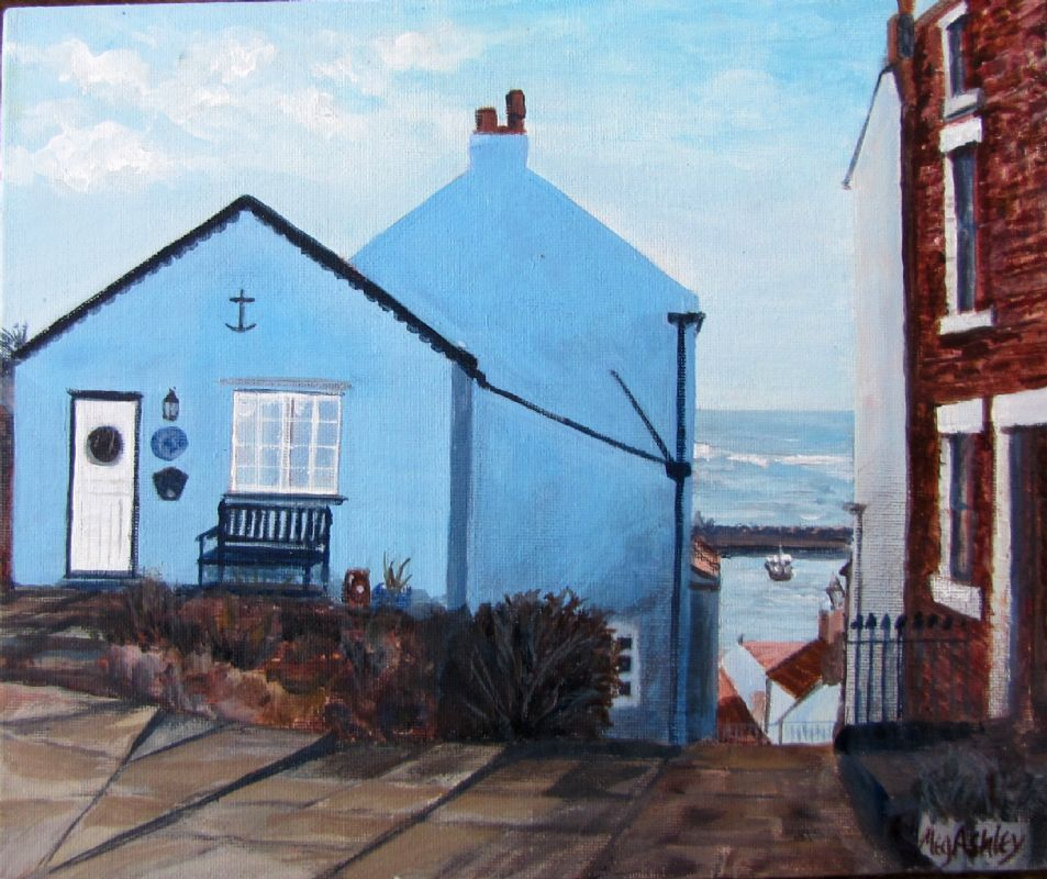 Moorings Cottage Staithes
